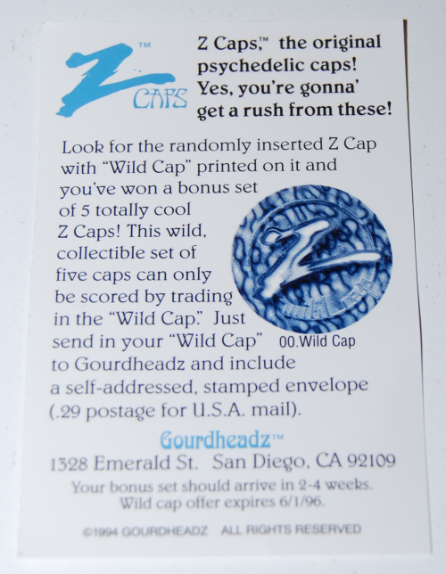 Zcaps 3