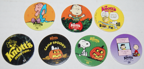 Pogs knott's berry farm x