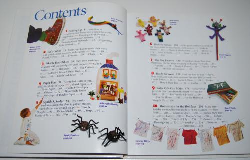 Disney's family fun crafts book 1