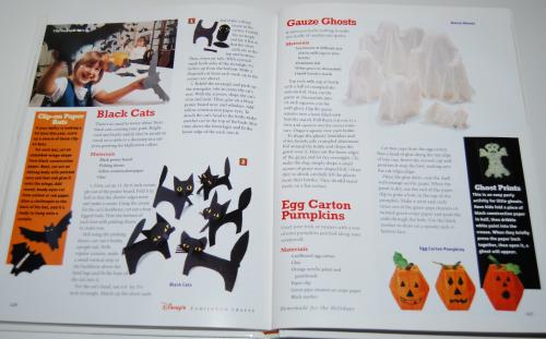 Disney's family fun crafts book 10