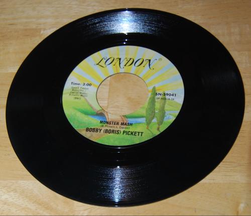Vintage vinyl 45s 1x