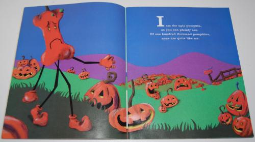 The ugly pumpkin 2