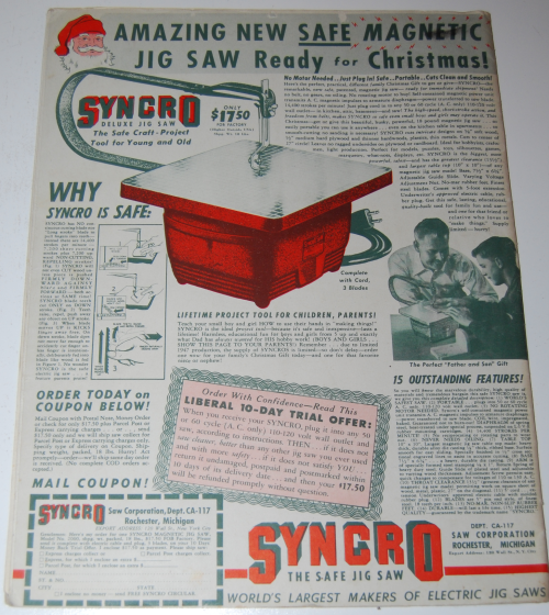 Children's activities magazine november 1947 9