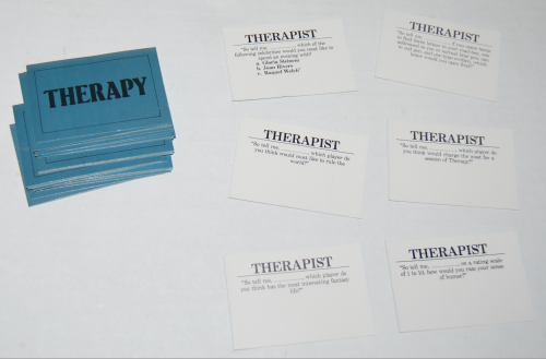 Therapy the board game 6