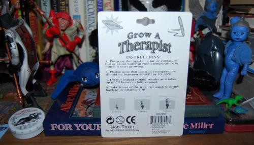 Grow a therapist x