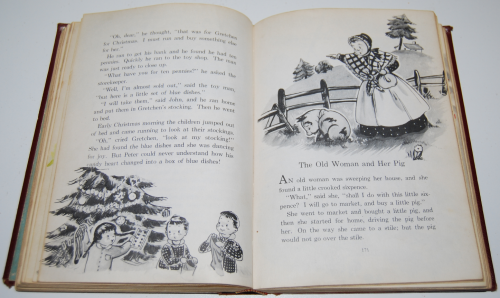 The children's treasury vintage books 11