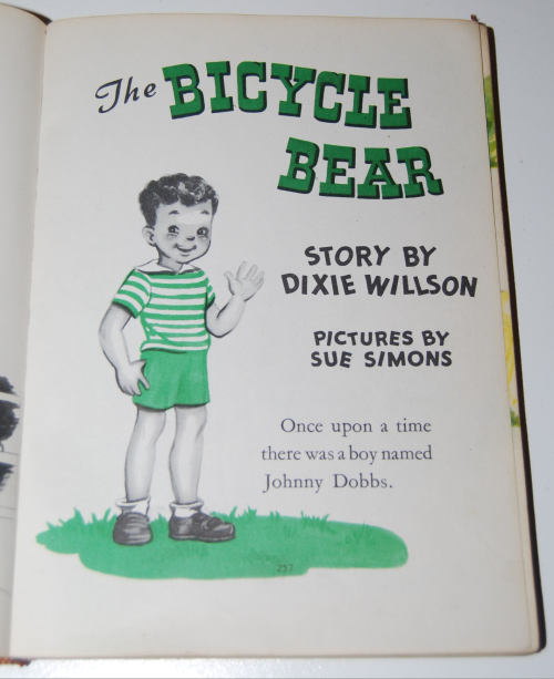 The children's treasury vintage books 21