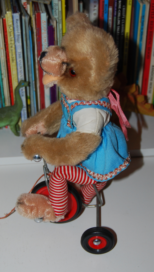 Tricycle bear 1