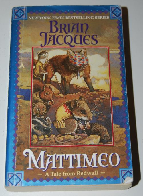 Brain jacques books 1