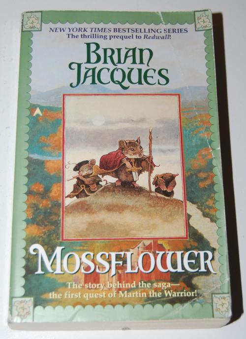 Brain jacques books 4
