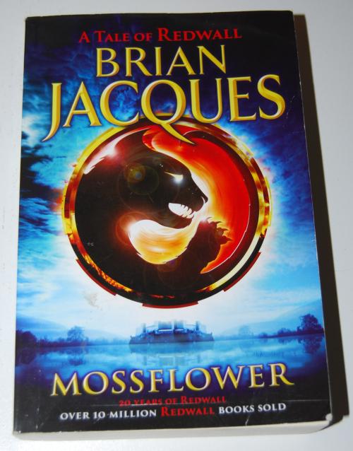 Brain jacques books 5