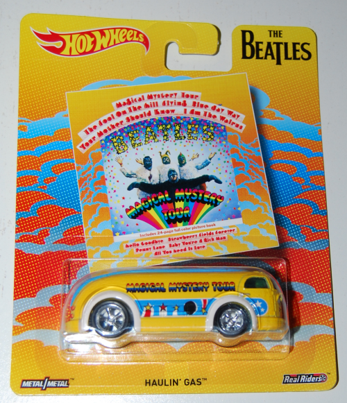 Hot wheels beatles cars 4