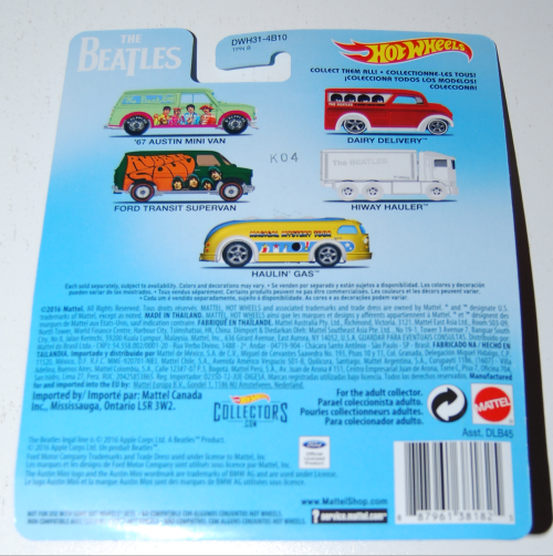 Hot wheels beatles cars 2x