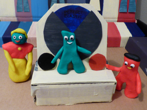 Gumby family bren