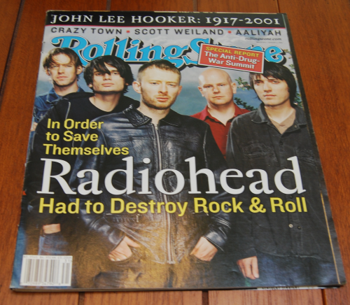 Radiohead ephemera 2