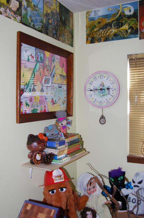 Alice clock 4