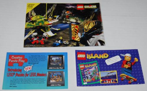 Lego time cruisers board game 10
