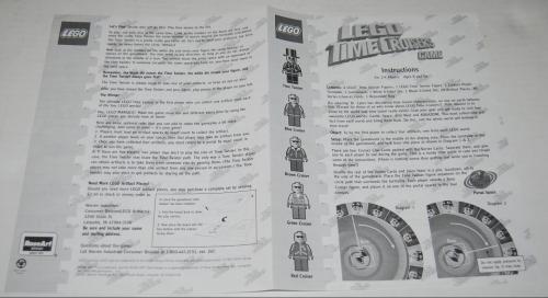 Lego time cruisers board game 8