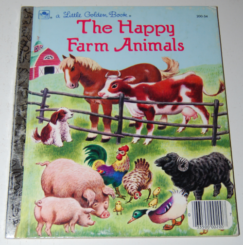 Little golden books animals 2