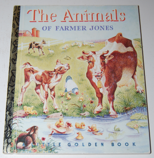 Little golden books animals 3