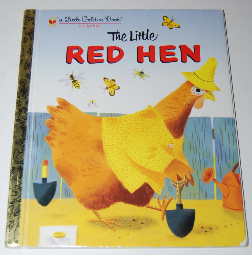 Little golden books animals 5