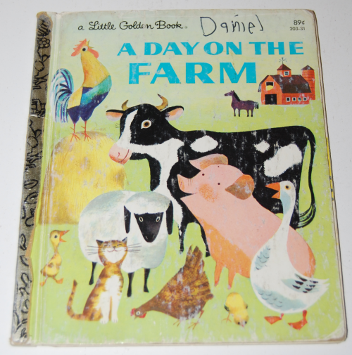 Little golden books animals 20