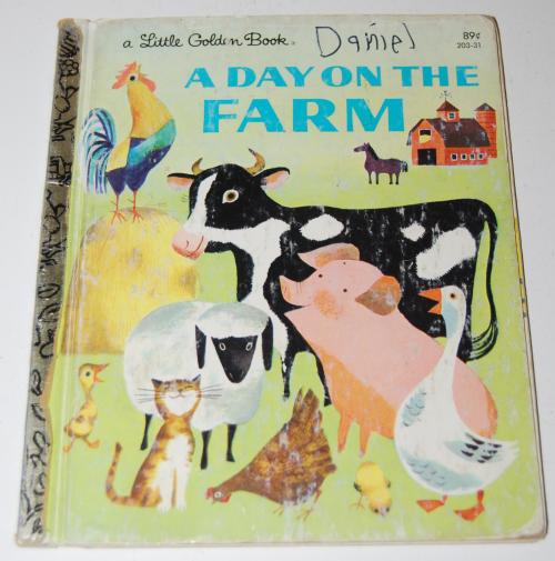 Little golden books animals 20
