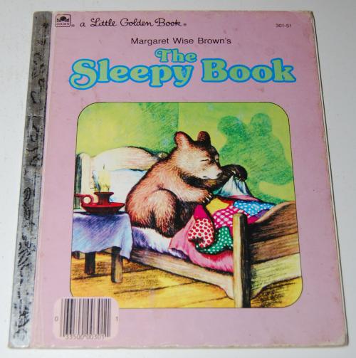 Little golden books bears