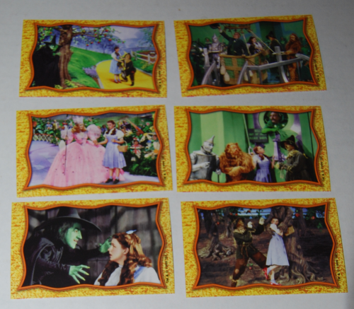 The wizard of oz trivia game tin 7
