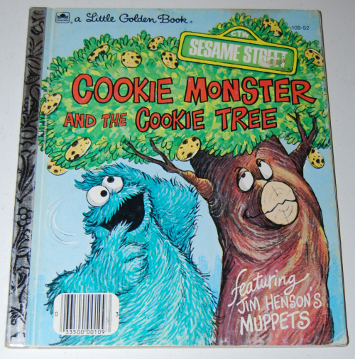 Little golden books sesame street 1