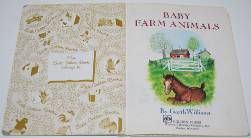 Lgb baby farm animals 1