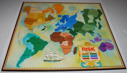 Risk board game 1