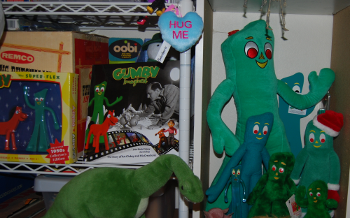 Gumby imagined gumbyland x