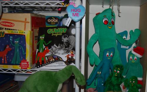Gumby imagined gumbyland x