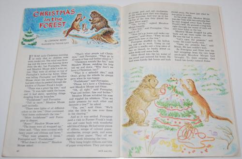 Jack & jill december magazine1965 14