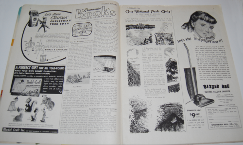 Children's activities magazine december 1948 3