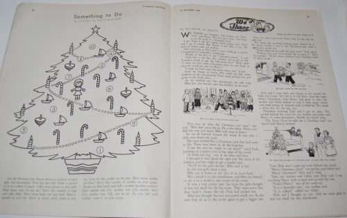 Children's activities magazine december 1948 11