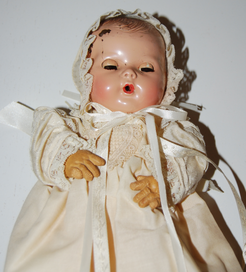 Vintage effanbee doll 5