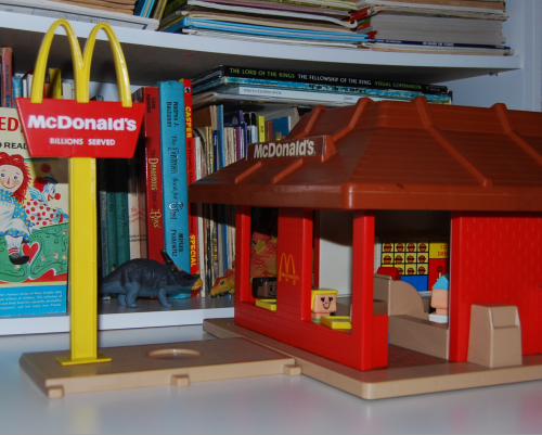 Playskool mcdonalds 8