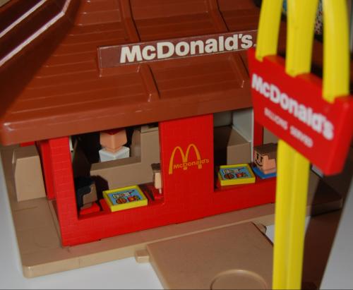 Playskool mcdonalds 4