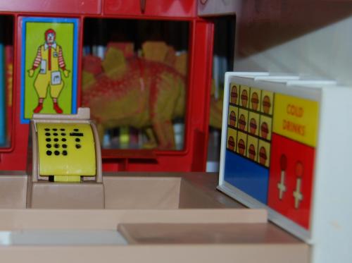 Playskool mcdonalds 1