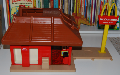 Playskool mcdonalds 2