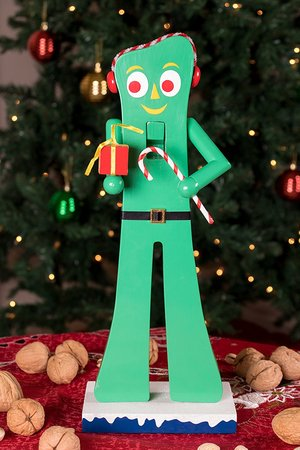 Gumby-nutcracker-tree