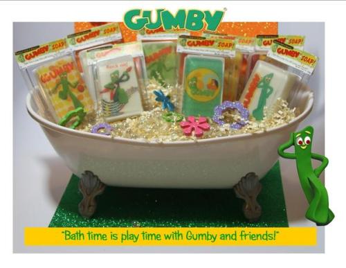Gumby-image-soaps-bathtub 2