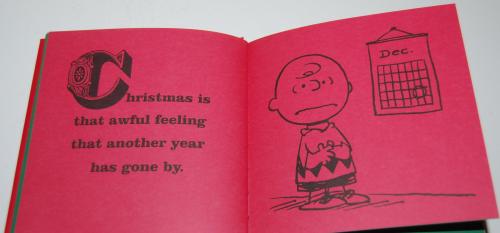 Peanuts gift books 3