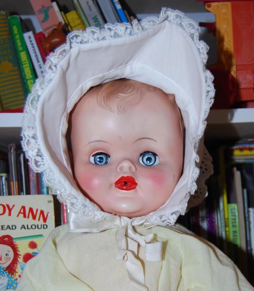 1953 plaything doll x