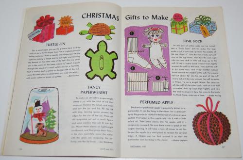 Jack & jill december magazine1961 6