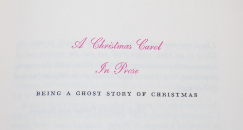 Charles dickens' christmas stories jr deluxe edition book 5