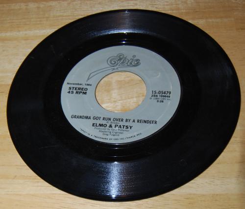 Vintage vinyl 45s 2