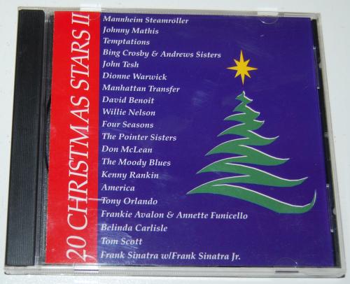 Christmas cds 3
